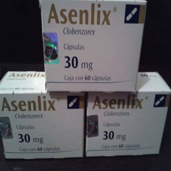 Asenlix Clobenzorex 30 mg buy genuine asenlix | GRADE PHARMA